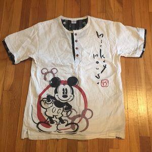 NWOT Tokyo Disneyland Mickey Mouse Shirt